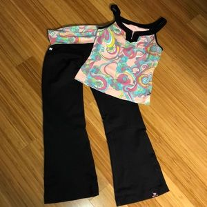 Lilly Pulitzer Workout outfit